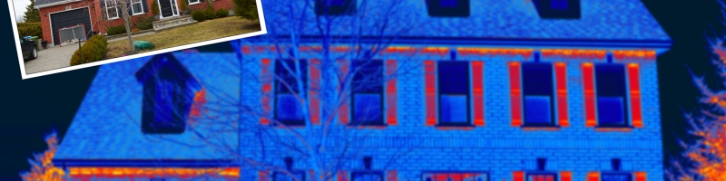 Thermal Imaging in House Inspections